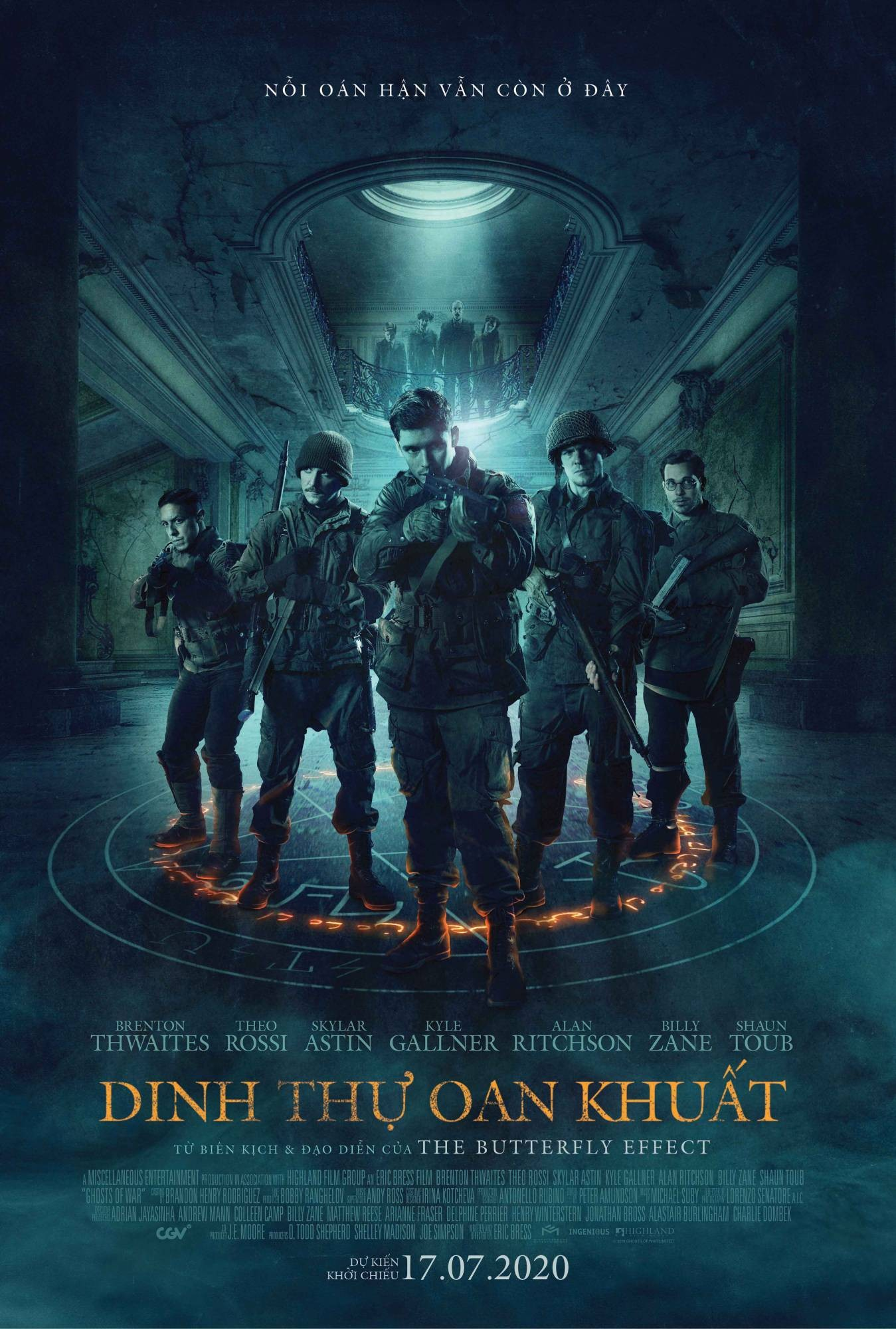 321 - Ghosts Of War 2020 - Dinh Thự Oan Khuất