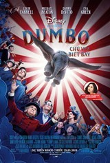 153 - Dumbo 2019 - Chú Voi Biết Bay