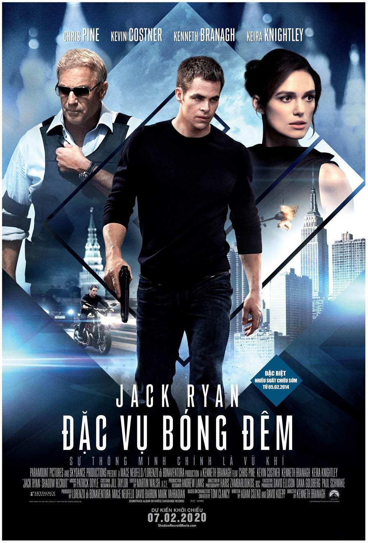 226 - Jack Ryan - Đặc Vụ Bóng Đêm 2019