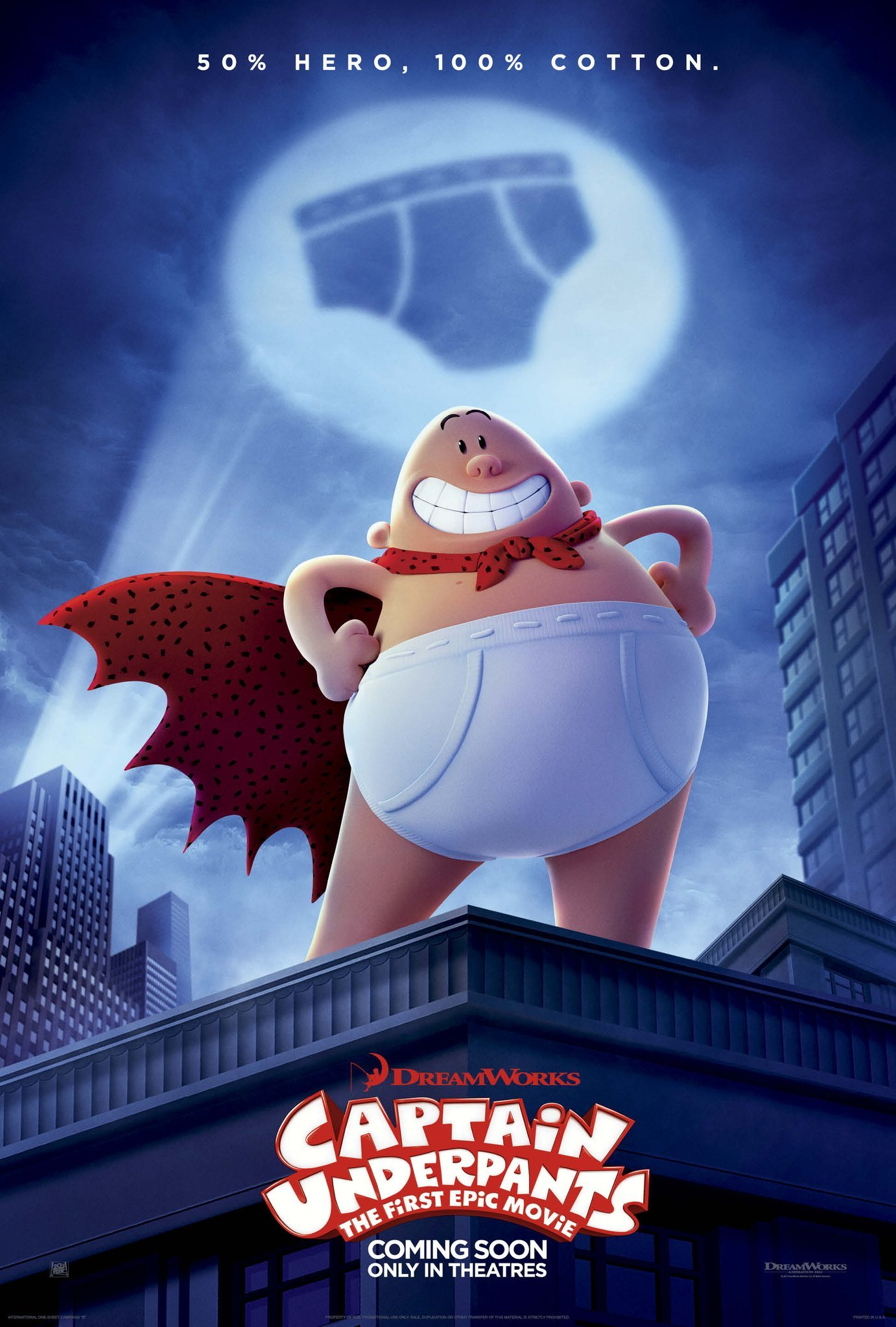 6646 - Captain Underpants: The First Epic Movie (2017) - Siêu Nhân Quần Sịp