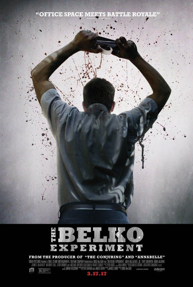 9870 - Trò Chơi Thảm Sát -  The Belko Experiment (2017)