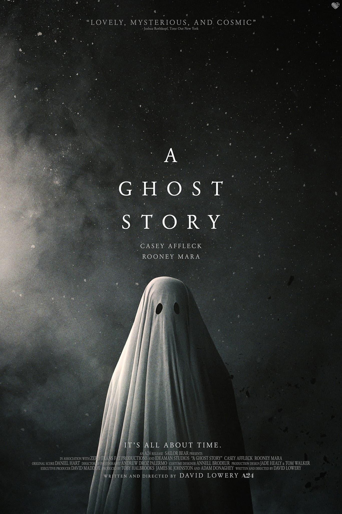 8797 - A Ghost Story (2017) - Một Câu Chuyện Ma