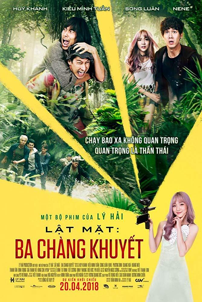4392 - Lật Mặt 3: Ba Chàng Khuyết (2018)