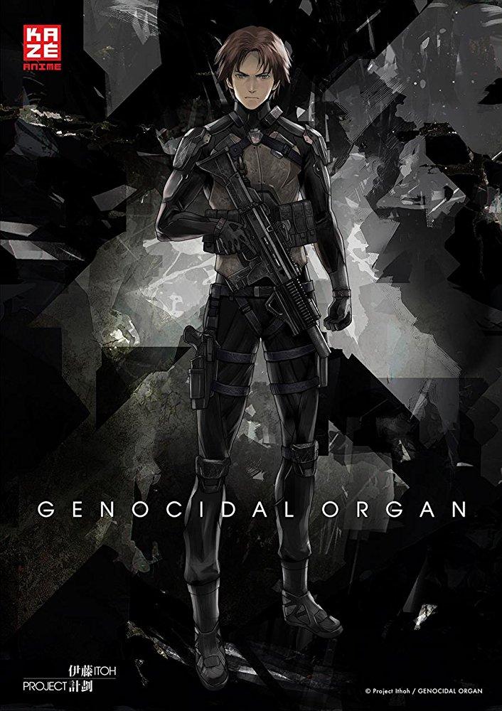 6198 - Genocidal Organ - Đông Nhi Phiến Loạn (2017)
