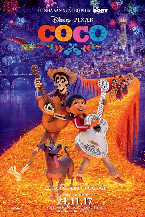 6630 - Coco (2017) Hội Ngộ Diệu Kỳ