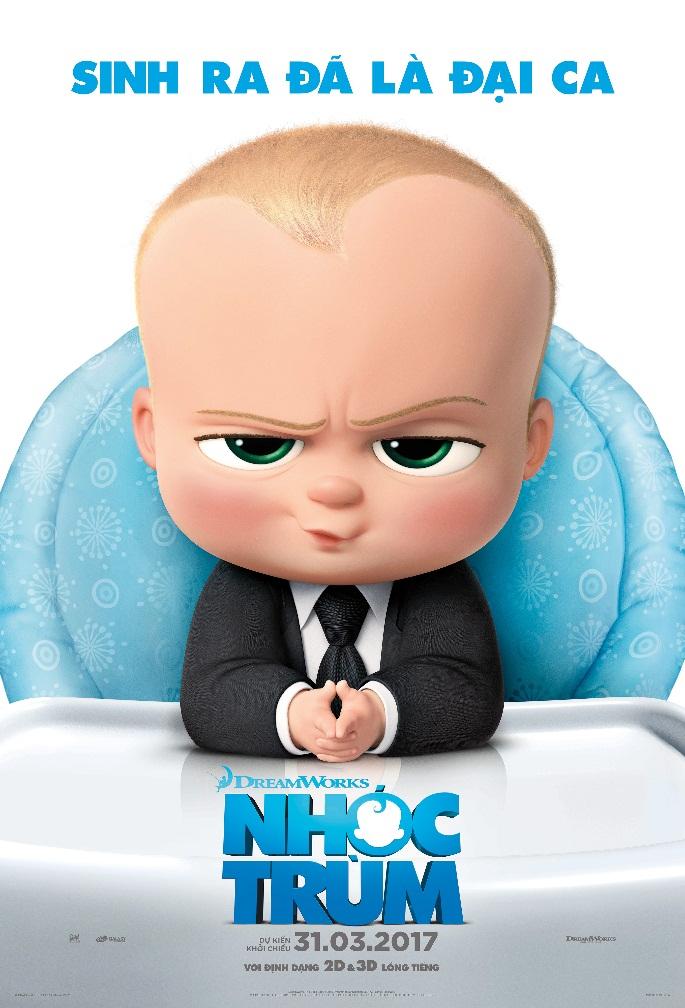 6641 - The Boss Baby (2017) Nhoc Trum Thuyết Minh
