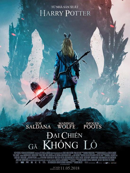 9733 - I Kill Giants (2018) Đại Chiến Gã Khổng Lồ
