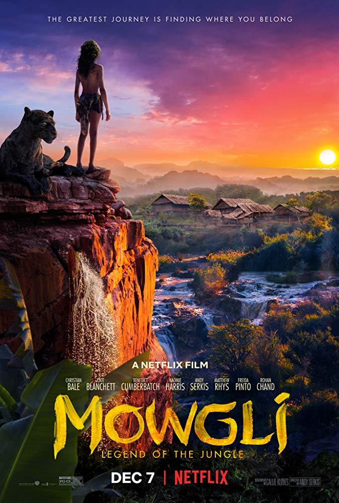 33 - Mowgli - Cậu Bé Rừng Xanh 2018