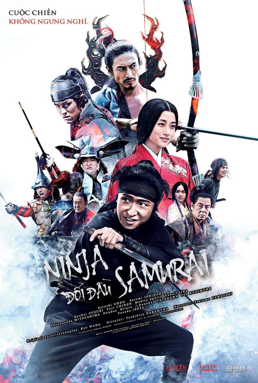 9754 - Ninja Đối Đầu Samurai