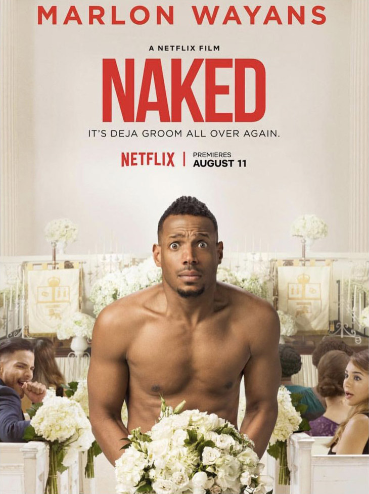 5512 - Naked (2017) - Lễ Kết Hôn Bá Đạo