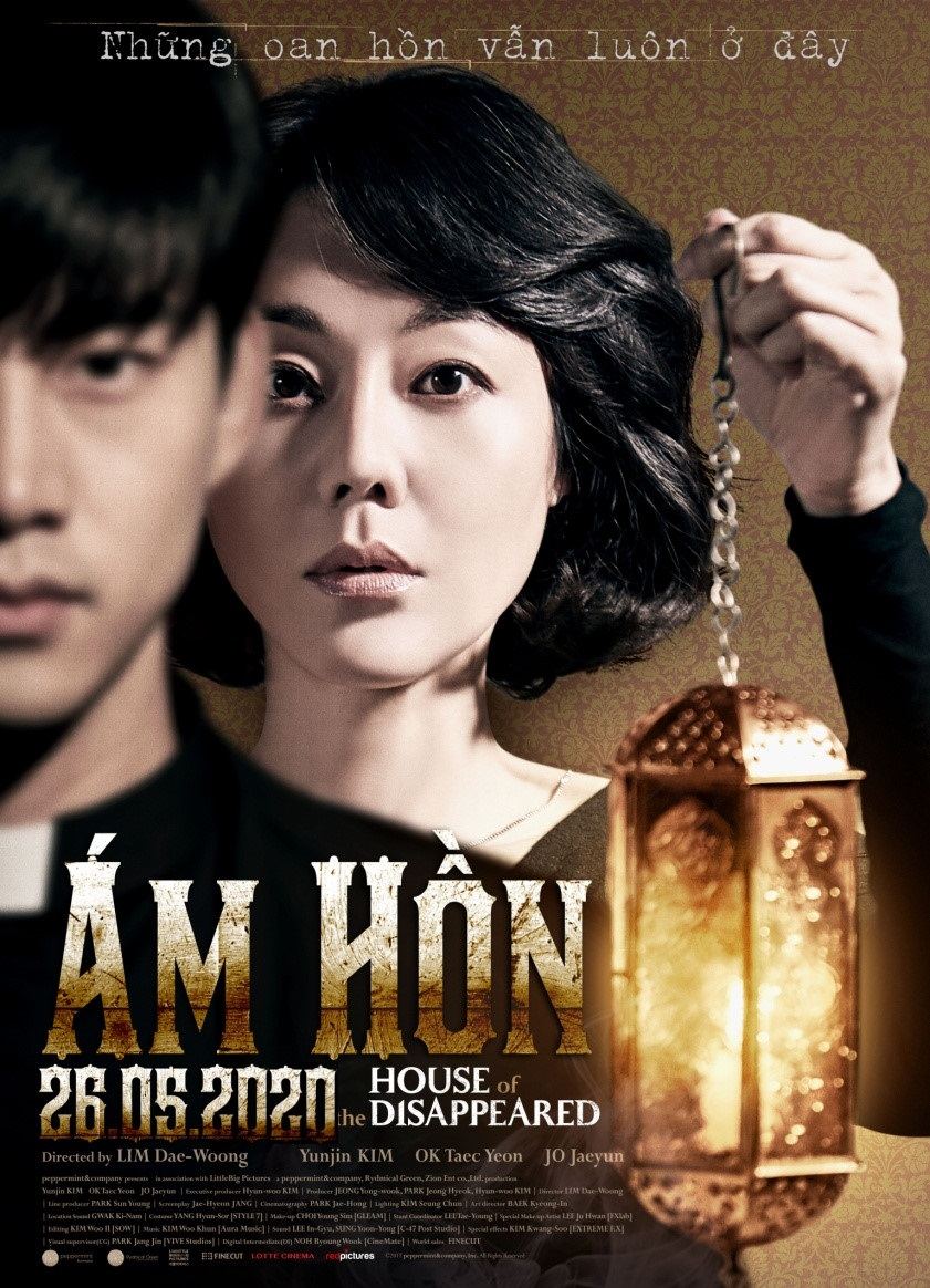 147 - House of the Disappeared 2019 - Ám Hồn