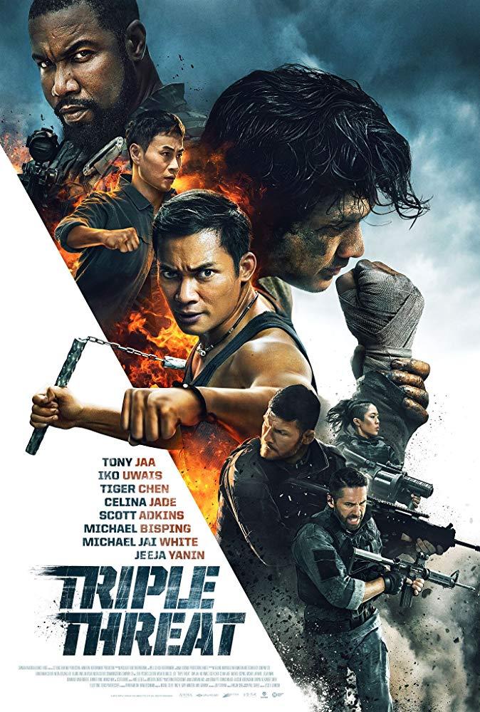 42 - Triple Threat 2019 - Đối Đầu Nguy Hiểm