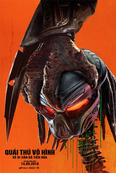 54 - The Predator 2018 - Quái Thú Vô Hình