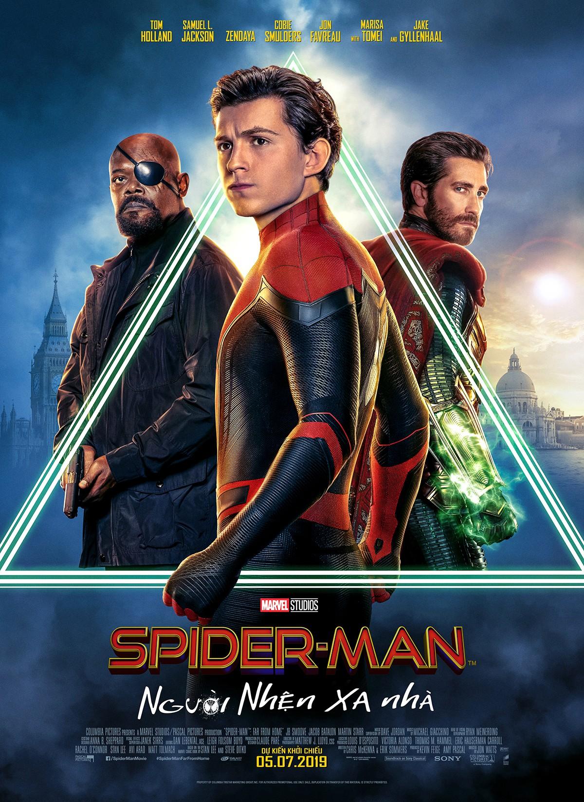 197 - Spider-Man: Far from Home (2019) Người Nhện Xa Nhà