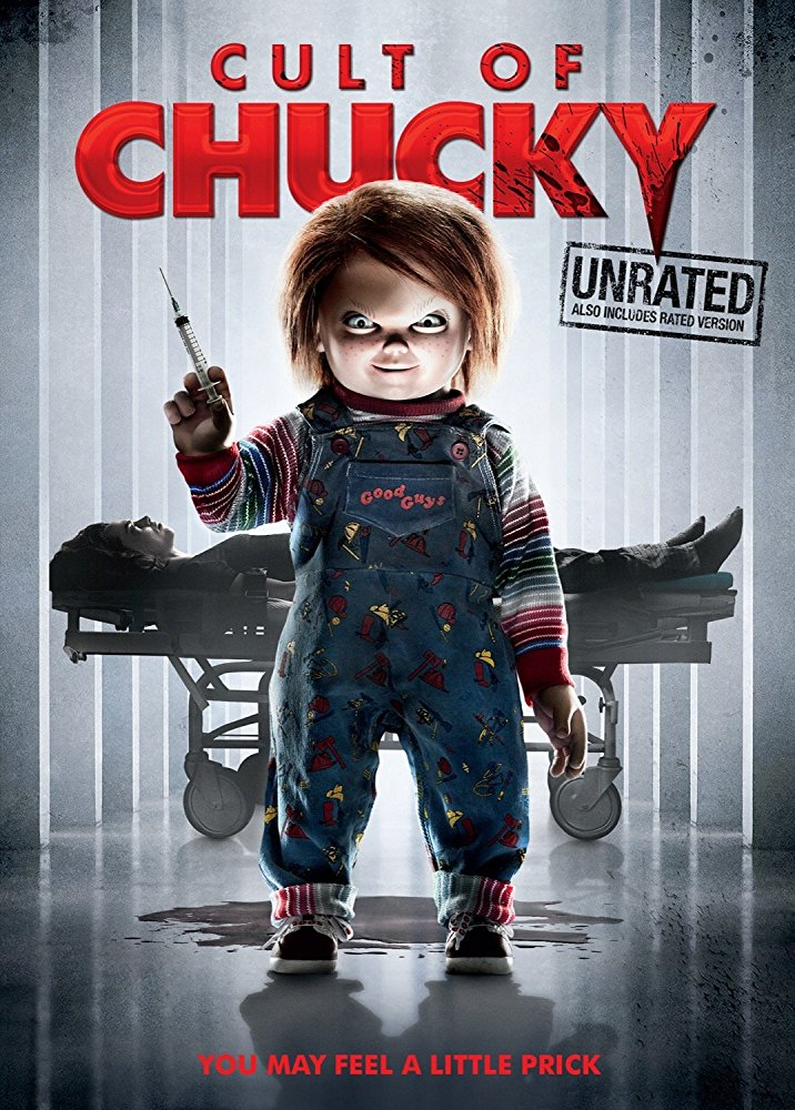 8791 - Cult of Chucky (2017) - Ma Búp Bê 7: Sự Tôn Sùng Chucky