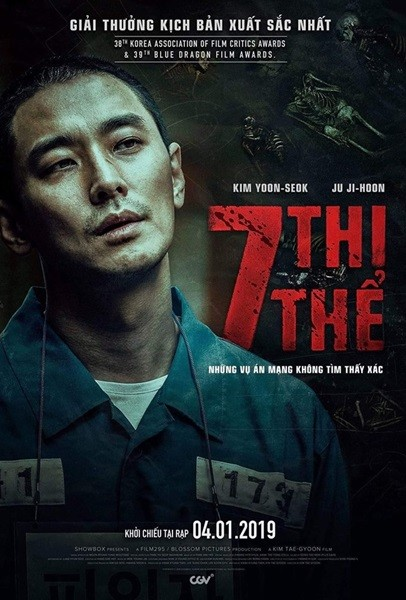92 - Dark Figure of Crime 2019 - 7 Thi Thể