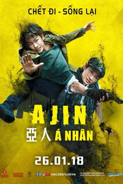 9738 - Ajin (2018) Á Nhân