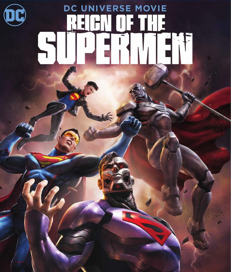 132 - Reign of the Supermen 2019 - Triều Đại Của Siêu Nhân