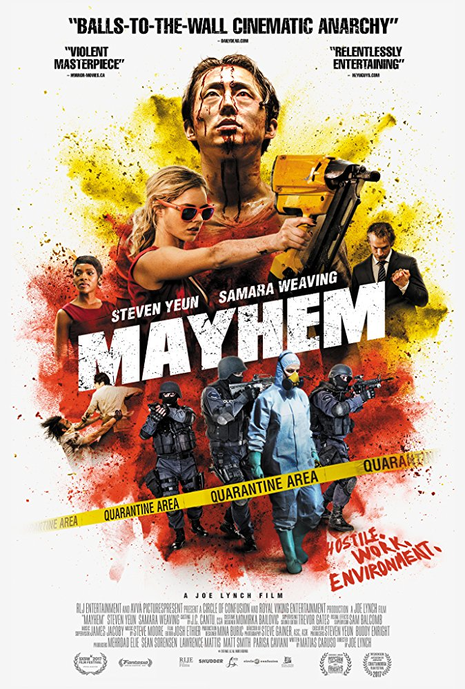 8234 - Mayhem - Vi Rút Cuồng Loạn (2017)