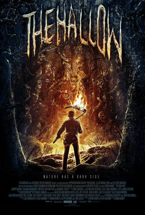 8821 - The Woods (The Hallow) (2015) - Khu Rừng Chết