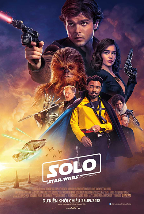 9703 - Solo: Star Wars Ngoại Truyện 2018