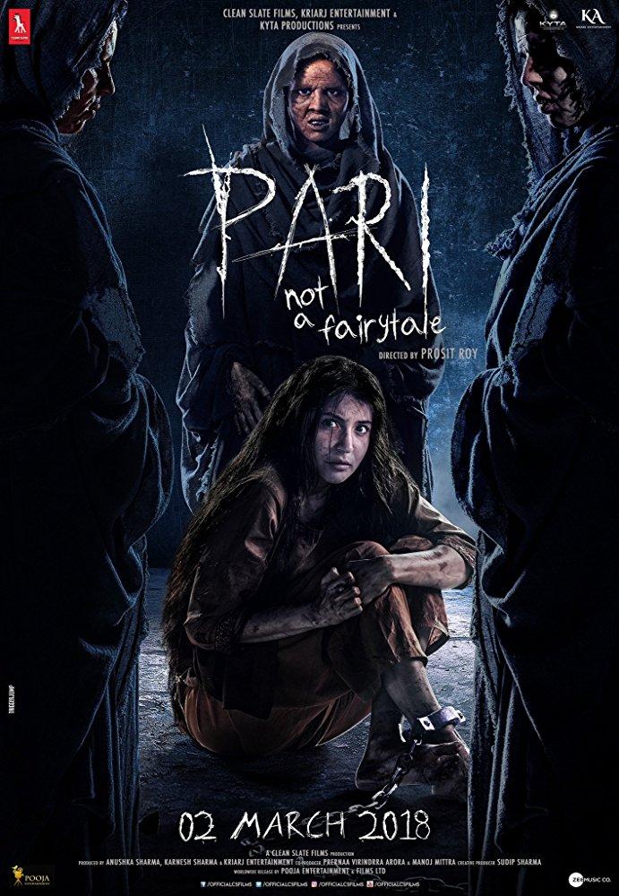 8001 - Pari (2018) Nàng Tiên Không Phải Trong Cổ Tích