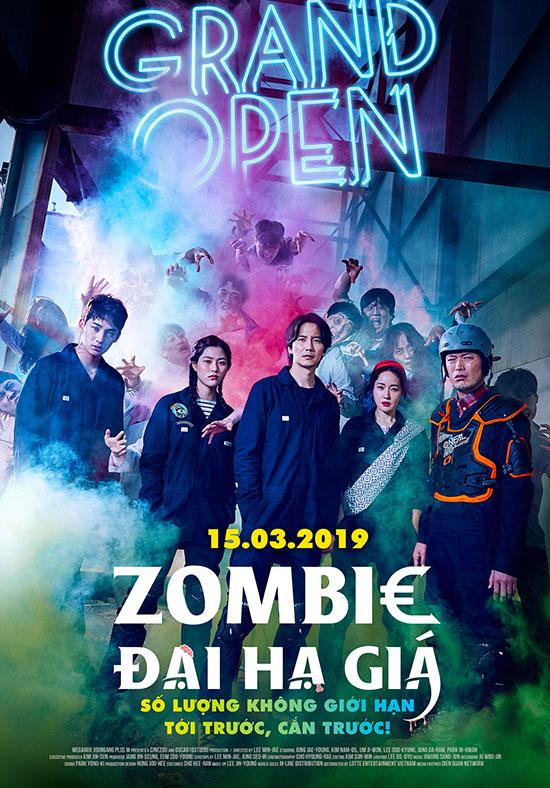 35 - Zombie Đại Hạ Giá 2019