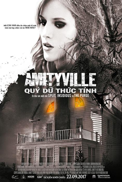8789 - Amityville: The Awakening (2017) - Quỷ Dữ Thức Tỉnh
