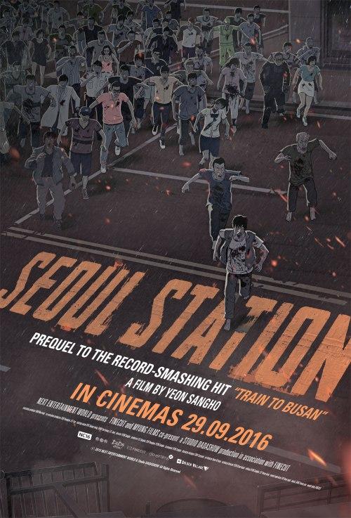 8788 - Seoul Station (2017) - Đại Dịch Ở Seoul