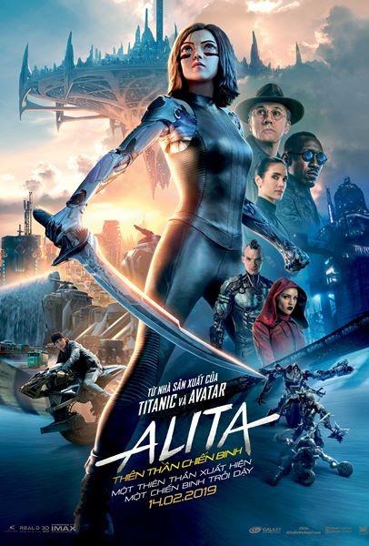 17 - Alita Thiên Thần Chiến Binh 2019