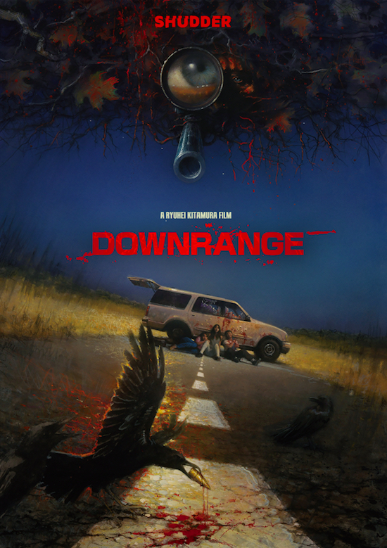 8774 - Downrange (2018) Hạ Sát