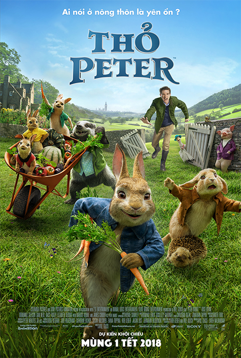 6026 - Peter Rabbit (2018) Thỏ Peter