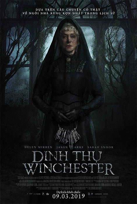 116 - Dinh Thự Winchester 2019