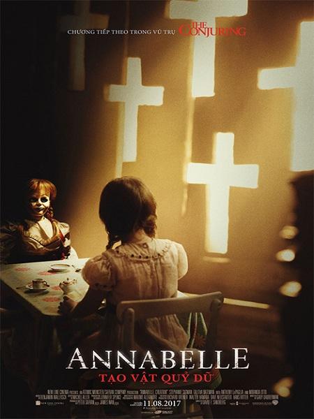 8792 - Annabelle: Creation (2017) - Annabelle 2: Tạo Vật Quỷ Dữ