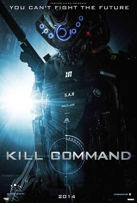 8841 - Kill Command (2016) Lệnh Hủy Diệt