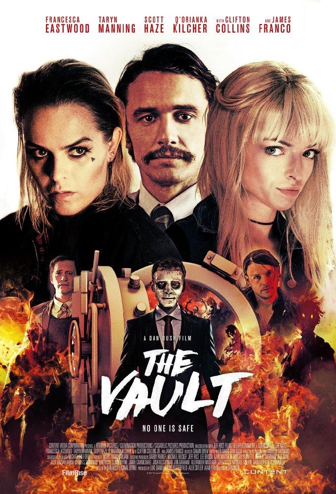 8021 - The Vault - Vụ Cướp Lạ Lùng (2017