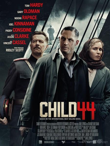 2647 - Child 44 - Dua tre thu 44 - 2015 - 1080p - DTS - 16.4G - EV