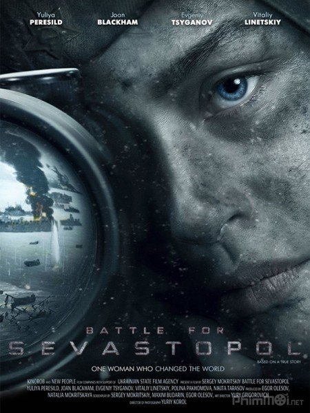 2643 - Battle For Sevastopol - NỮ XẠ THỦ