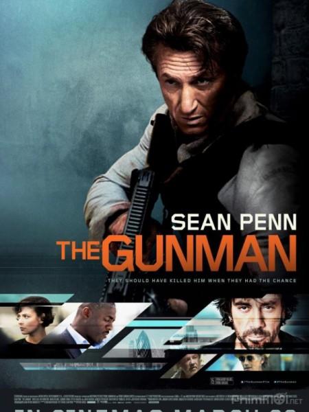 2633 - The Gunman - XẠ THỦ