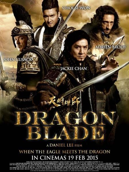 2632 - Dragon Blade - KIẾM RỒNG