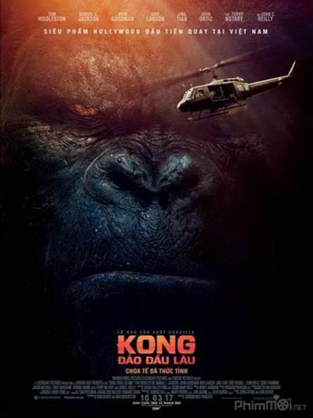 9991 - Kong Skull Island (2017) - KONG ĐẢO ĐẦU LÂU