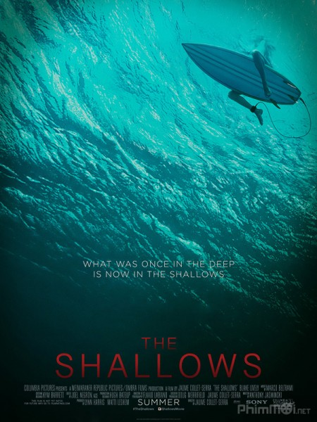 8873 - VÙNG NƯỚC TỬ THẦN – THE SHALLOWS 2016