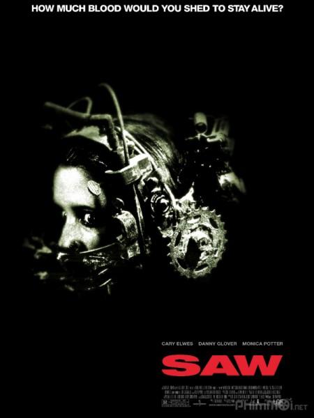 8869 - Saw (2004) Lưỡi Cưa 1