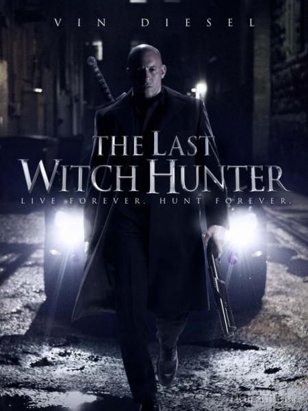 2580 - The Last Witch Hunter 2015 - CHIẾN BINH SĂN PHÙ THỦY