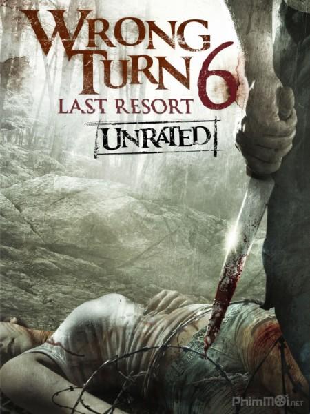 8842 - Wrong Turn 6 Last Resort (2014) Ngã Rẽ Tử Thần 6