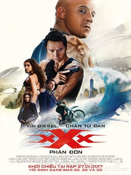 9990 - xXx Return of Xander Cage (2017) - ĐIỆP VIÊN XXX 3 PHẢN ĐÒN
