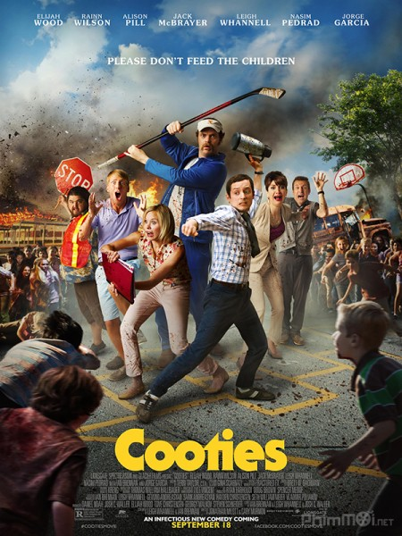 2565 - Cooties 2014 - VIRUS BÍ ẨN