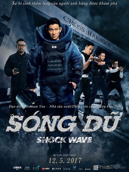 9957 - Shock Wave (2017) - SÓNG DỮ