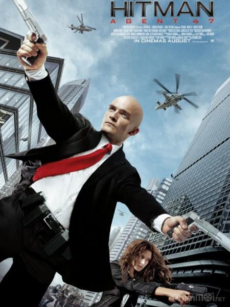 2542 - Hitman Agent 47 2015 - SÁT THỦ: MẬT DANH 47