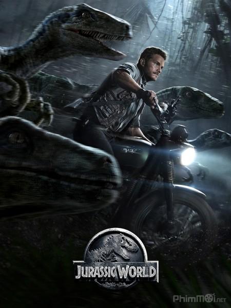 2670 - Jurassic World - CÔNG VIÊN KỶ JURA 4: THẾ GIỚI KHỦNG LONG